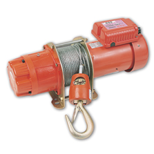 Picture for category Electric Winch 380V