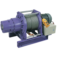 Picture of COME UP ELECTRIC WINCH